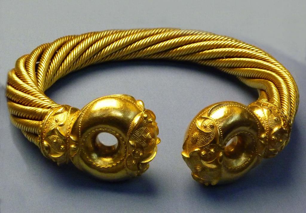Los Celtas: arte e identidad, en el Museo Británico