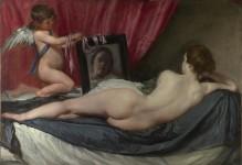'Venus del espejo', de Diego Velázquez, una de las obras maestras de la National Gallery